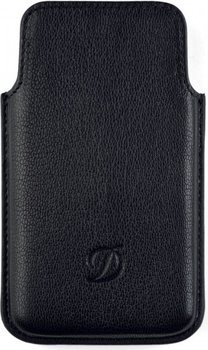 S.T. Dupont Liberté Iphone Case 4/4s – Grained Black Leather 92117