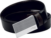 Line D Belt Business Reversible Delta Box - Palladium